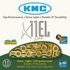 KMC X-11 EL ketjut 11-kertainen , kulta